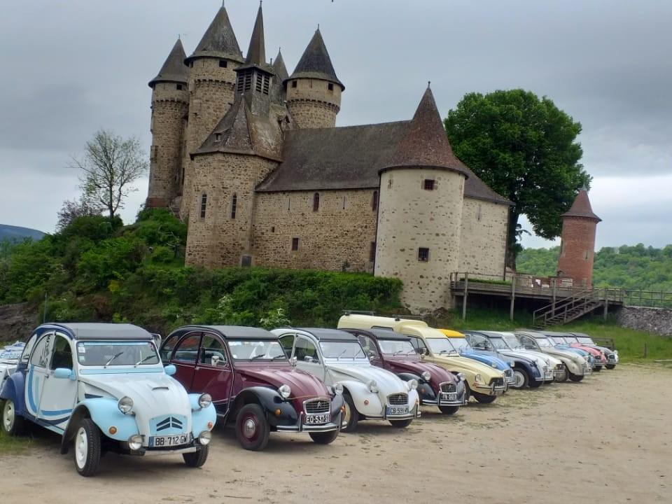 Chateau de val cantal