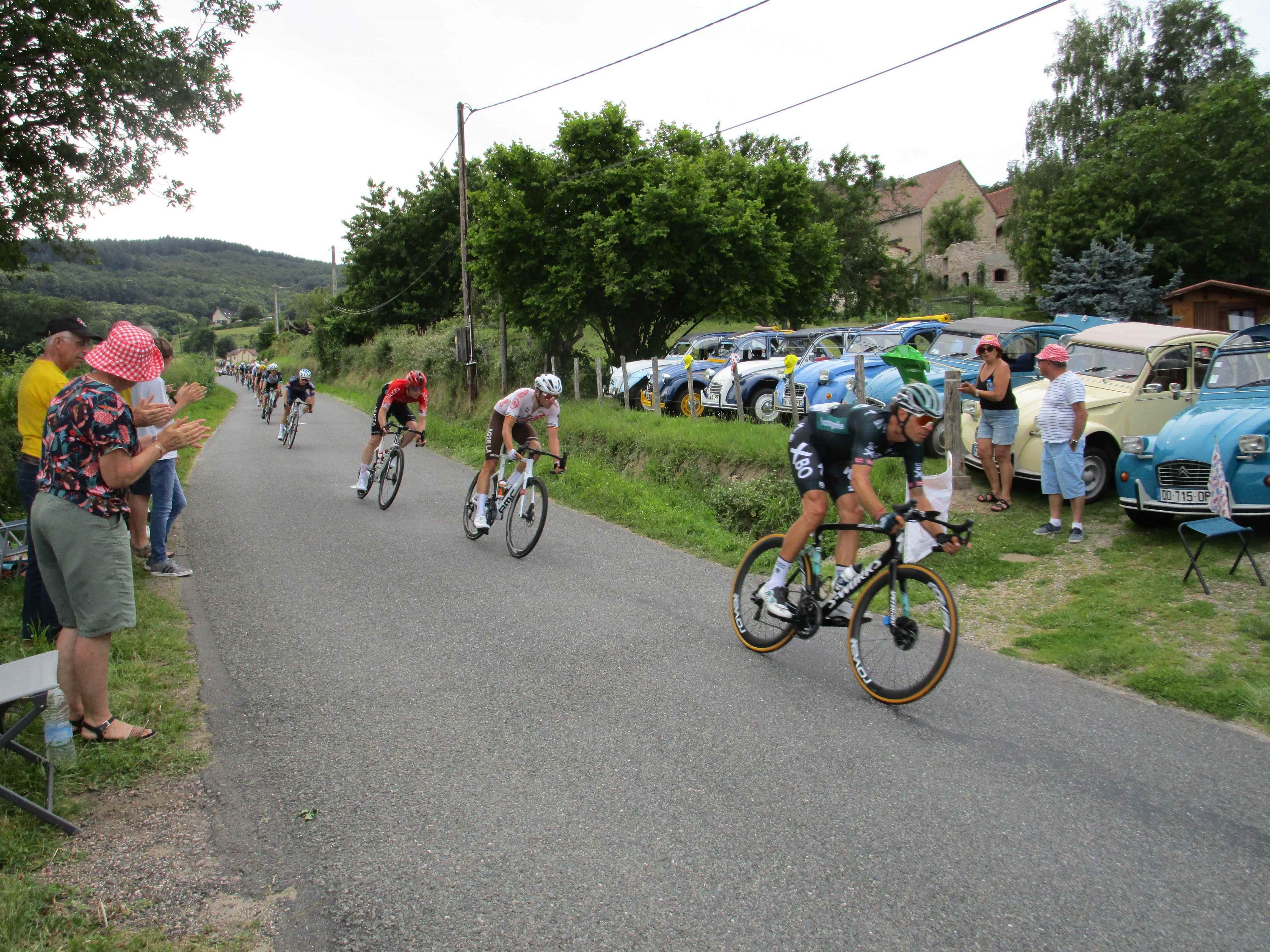 Tour de france 8