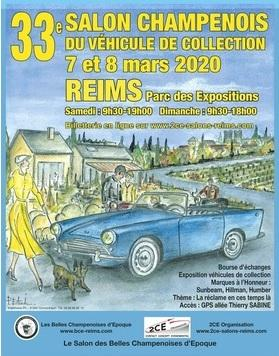 33eme salon champenois a reims 51