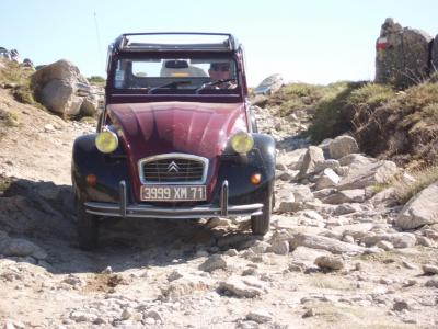 DELANGLE BERNARD (2CV CHARLESTON)