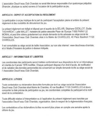 Reglement page 4