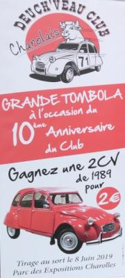 Tombola 2019 affiche