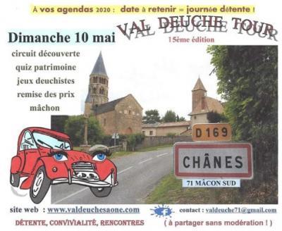 Val deuch tour 10 05 2020