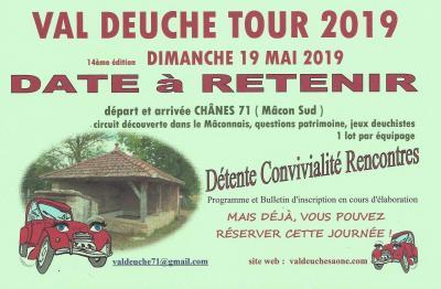Val deuche tour 2019